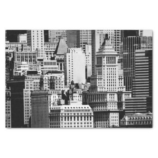 NYC Skyline IX Tissue Paper