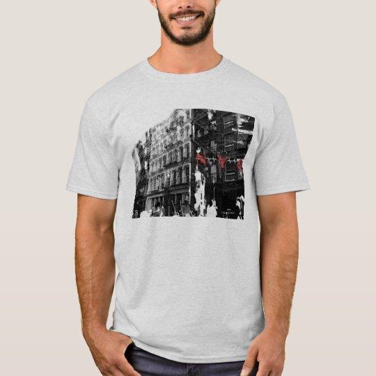 NYC - SOHO : Light Shirt
