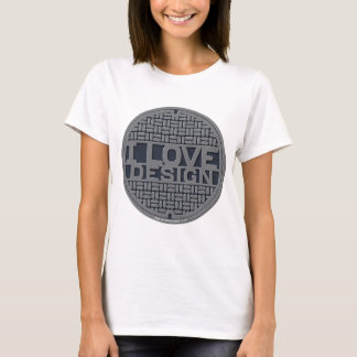 NYC_Special I LOVE DESIGN T-Shirt