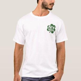 93672546f NYC St. Patrick's Day Swag T-Shirt