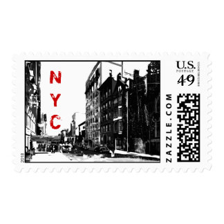 NYC Stamps