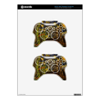 NYC Starry Night: Twin Towers (The True Towers) Xbox 360 Controller Skin