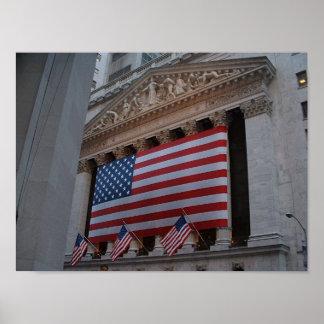 NYC Stock Exchange  Poster