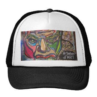 NYC Street Art on the Lower East Side Trucker Hat