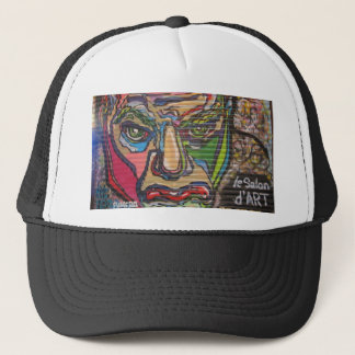 NYC Street Art on the Lower East Side Trucker Hat