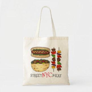 NYC Street Meat New York Falafel Hot Dog Kebab Bag