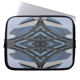 NYC Synopsis CricketDiane Designer Laptop Case Computer Sleeves