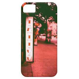 NYC Tattoo Sign - Film Photography iPhone SE/5/5s Case