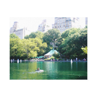 NYC Tavern on the Green Canvas Print