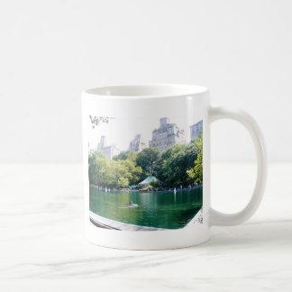 NYC Tavern on the Green Classic White Coffee Mug