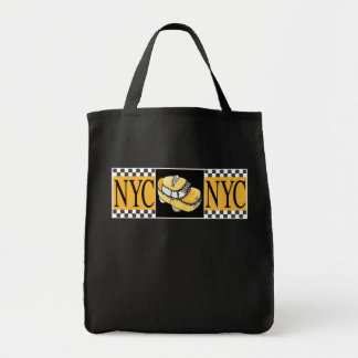 NYC Taxi Cab Bags