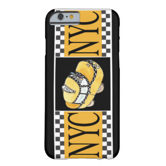 NYC Taxi Cab Barely There iPhone 6 Case
