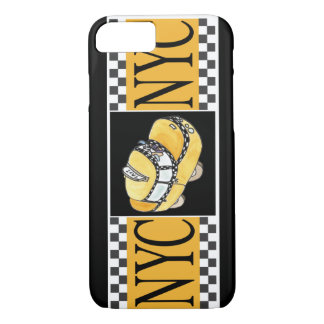 NYC Taxi Cab iPhone 8/7 Case