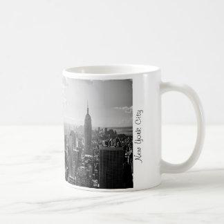 NYC tea cup
