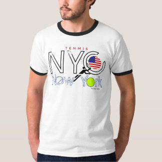NYC Tennis US Open T-Shirt