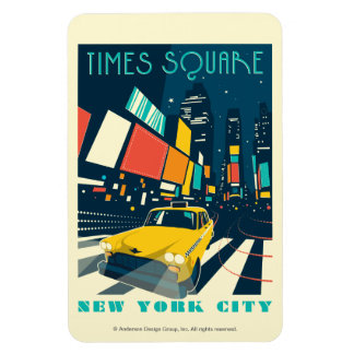 NYC - Times Square Magnet
