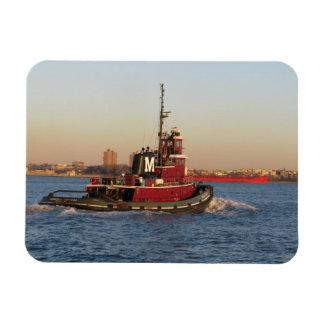 nyc tug boat magnet