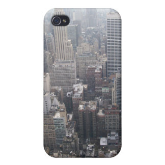 NYC View Down 5th Avenue iPhone 4 Case