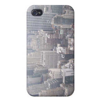 NYC View Down 5th Avenue iPhone 4 Cases