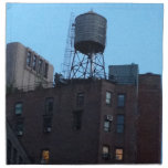 NYC Water Tower Cloth Napkin