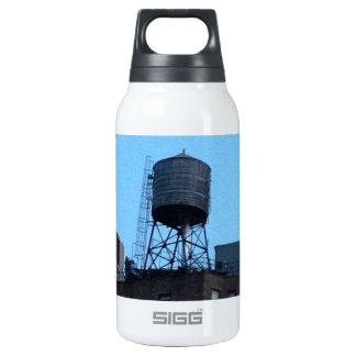 NYC Water Tower Thermos Water Bottle