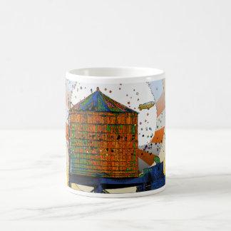 NYC Water Towers #2 Coffee Mug