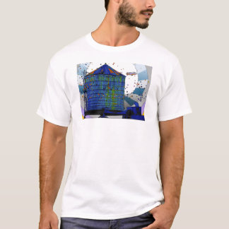 NYC Water Towers #3 T-Shirt