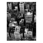 NYC Water Towers Postcard