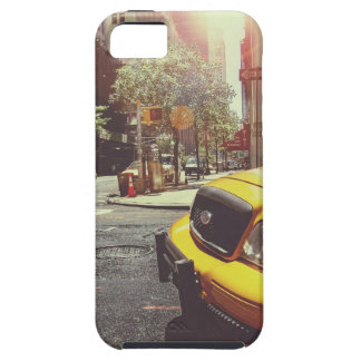 NYC Yellow Cab iPhone 5 Case