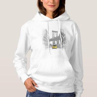 Nyc Yellow Taxi Brooklyn Bridge T Shirt