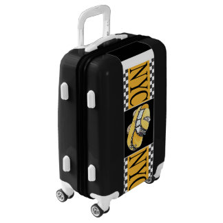 NYC Yellow Taxi Cab Luggage