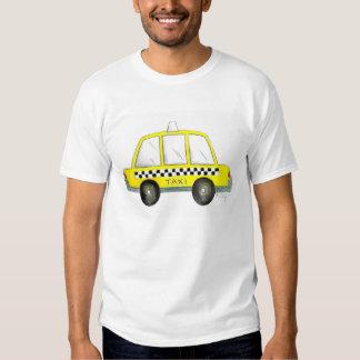 NYC Yellow Taxi Cab Tee Shirt