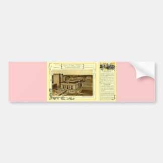 NYCentral Railroad Flyer - Grand Central Terminal Bumper Stickers