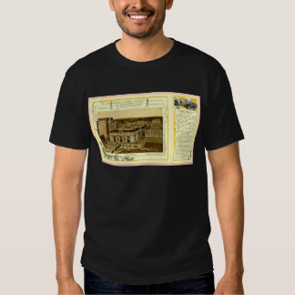 NYCentral Railroad Flyer - Grand Central Terminal T-shirt