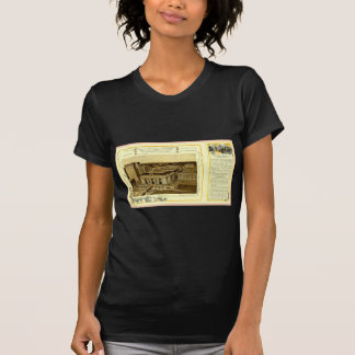 NYCentral Railroad Flyer - Grand Central Terminal T Shirt