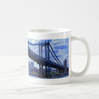 NYC's Manhattan Bridge A2 Coffee Mug