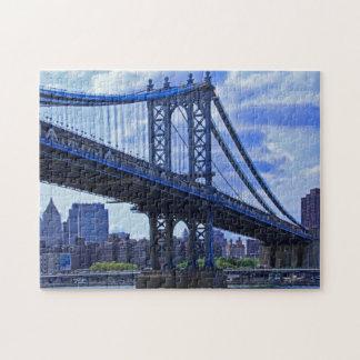 NYC's Manhattan Bridge A2 Puzzles