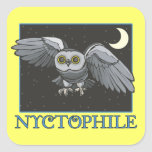 Nyctophile Stickers