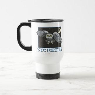 Nyctophile Travel Mug
