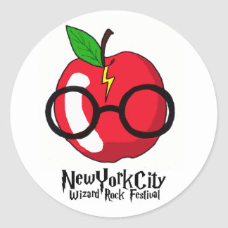 NYCWRF Sticker