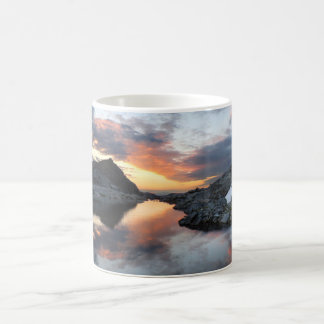 Nydiver Lakes Sunrise 2 - Ansel Adams Wilderness Coffee Mug