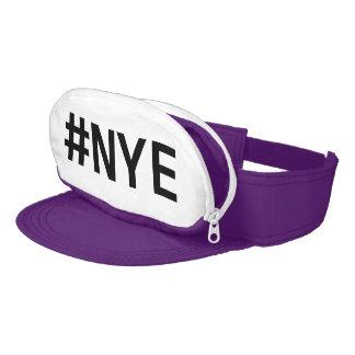 #NYE tourist visor