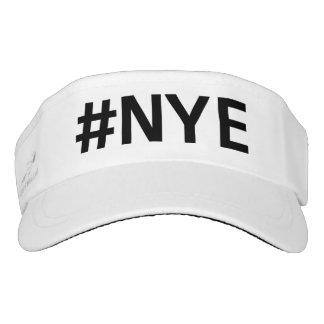 #NYE visor