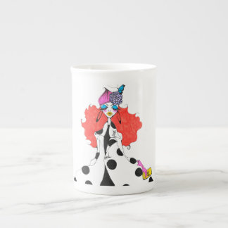 NYFW Whimsy Fashion Illustration Cup