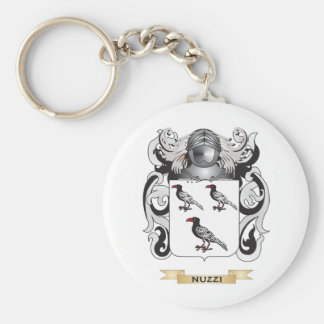 Nyhan Coat of Arms (Family Crest) Keychains