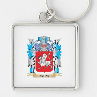 Nyhan Coat of Arms - Family Crest Keychains