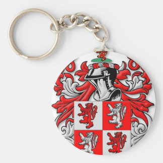 Nyhan Coat of Arms Keychains