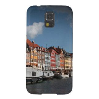 Nyhavn, Copenhagen Case For Galaxy S5