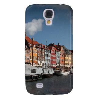 Nyhavn, Copenhagen Galaxy S4 Cover
