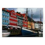 Nyhavn Copenhagen Photo Colette Card